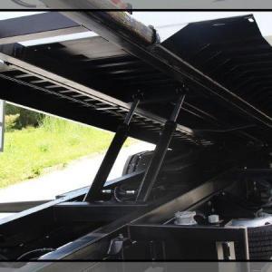 Fábrica de plataforma de auto socorro