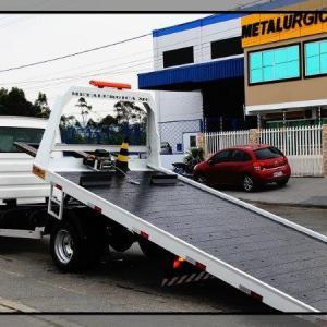 Implementos rodoviários plataforma