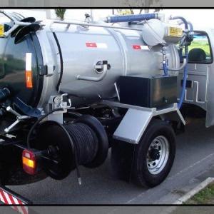 Tanque hidrojato à venda